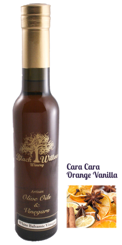 Cara Cara Orange Vanilla White Balsamic Vinegar
