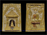 Thai amulet LP Pae Somdej amulet Holy blood