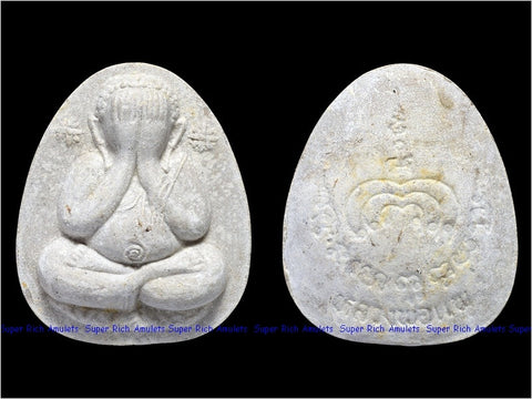 Picture of a Thai Amulet named LP Pae Phra Pidta Jumbo 1