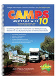 Camps 10 Spiral Bound (A4) with Camp Snaps