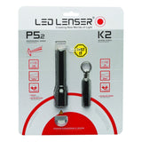 Led Lenser P5.2 + K2 Pack