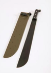 "Bush Tracks 18"" US Army Style Machete"