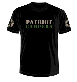 Patriot Supply Co Patriot Campers Star Sleeve