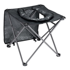 Oztrail Folding Toilet Chair with Bags