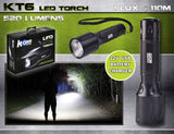 Korr Lighting KT6 LED Torch