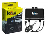 Korr Lighting Wireless Controller Remote Switch