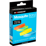 Mozzigear Mosquito Band Adult Size (2 pack)