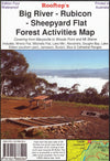 Rooftops Big River - Rubicon - Sheepyard Flat - Forest Activities Map