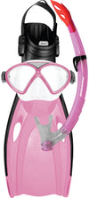 Mirage Comet Fin, Mask & Snorkel Set - Junior