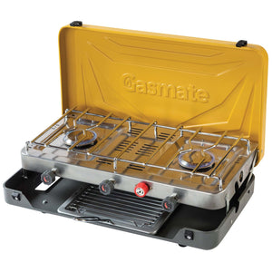 Gasmate Classic 2 Burner with Grill