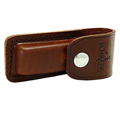 Schrade Leather Sheath Brown - Large