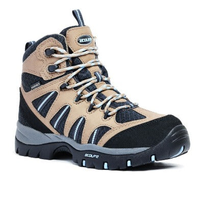 4b5c43ed8c5 Details about NEW Ecolite Honeycomb Mid WP Hiking Boots DEFAULT Camping  Outdoor