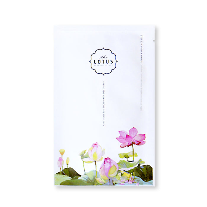 The Lotus Mask Pack - Skin Moisturization+Wrinkle Treatment