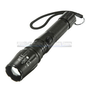 TACTICAL FLASHLIGHT MILITARY GRADE