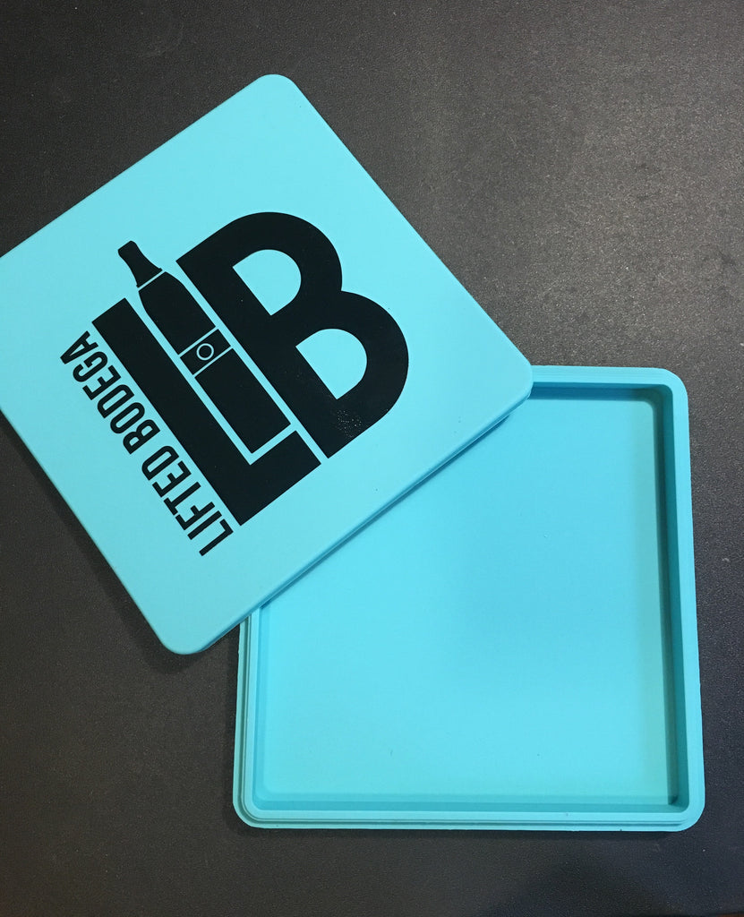 LB Silicone Container Mat - Lifted Bodega  - 11