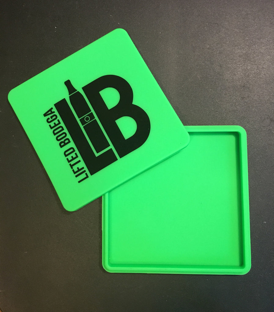LB Silicone Container Mat - Lifted Bodega  - 5