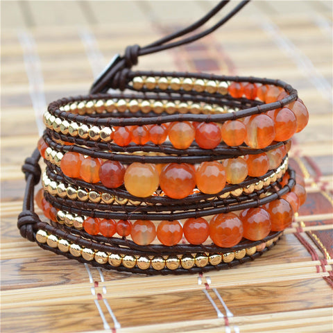 Creative Fire Wrap Bracelet