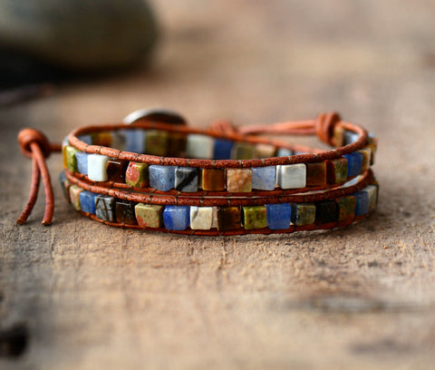 Perfection of Energy Wrap Bracelet