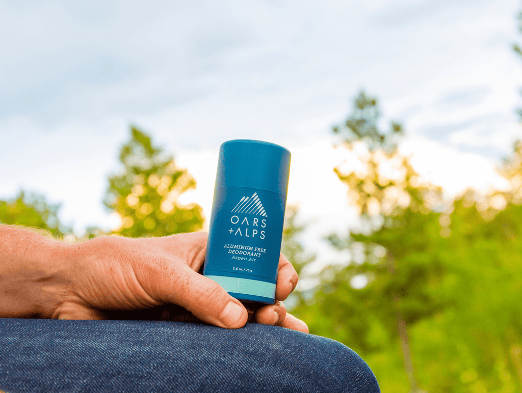 Everything You Need To Know About Switching to Aluminum-Free Deodorant