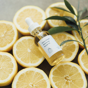 Beard Oil: Hydrating Citrus Grove