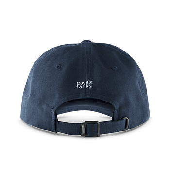 Navy O + A Hat