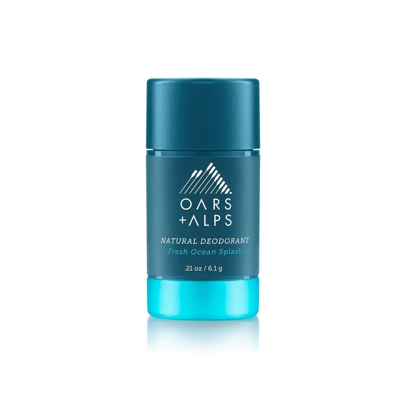 Free Mini Deo - Fresh Ocean Splash