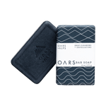 Load image into Gallery viewer, Blue Charcoal Oars Bar Soap