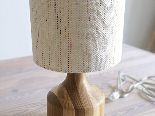 The Mini Dot Confetti Jillian II Table Lamp