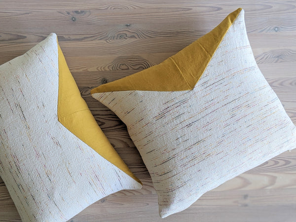 The Chop Pillow in Mini Dot Confetti