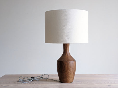 CSM+  Wooden Table Lamp #14