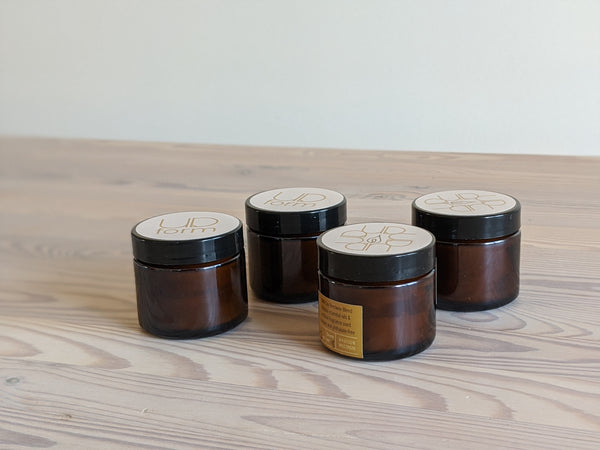 The New Florals Collection - Set of Four 2 oz. Candles