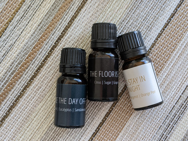 Aromatherapy Diffuser Oil
