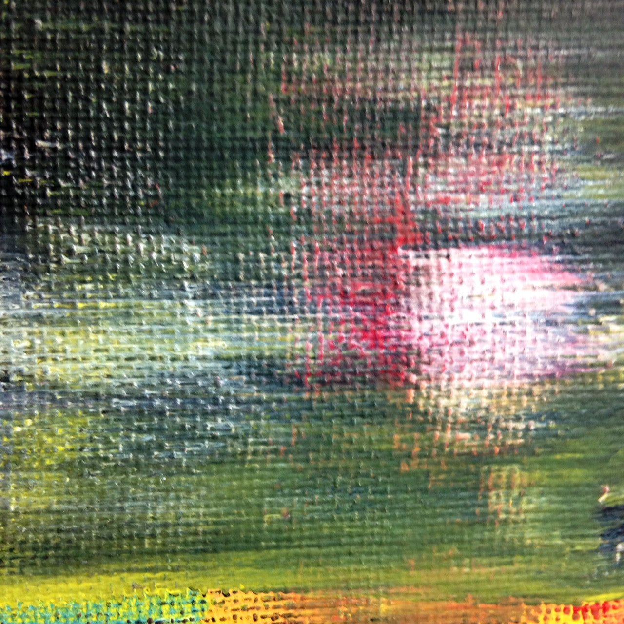 Day 178- Abstract Blur- Tribute to Gerhard Richter