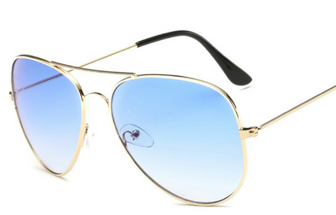 BLUE AVIATOR SUNNIES
