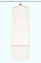 Wedding Dress Garment Bag with Shoe Pocket