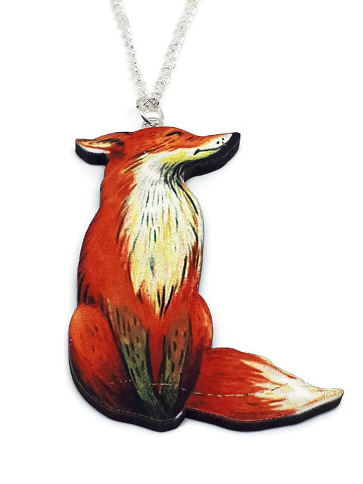 Fox Necklace