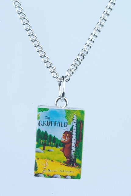 The Gruffalo Book Necklace