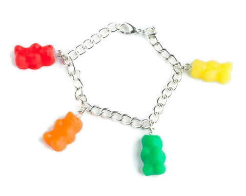 Gummy Bear Bracelet - Dragon Dreads