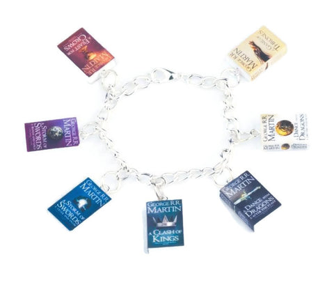 Game of Thrones Book Bracelet - Dragon Dreads