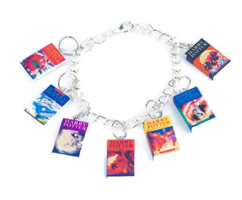 Harry Potter Series Book Bracelet - Dragon Dreads