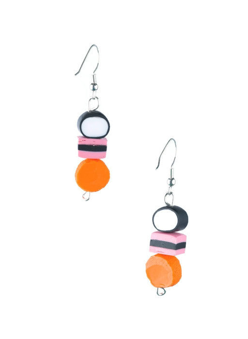 Liquorice Allsorts Stack Earrings - Dragon Dreads