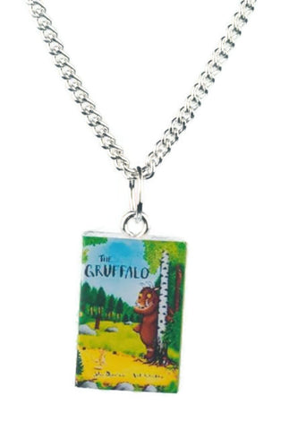 The Gruffalo Book Necklace - Dragon Dreads