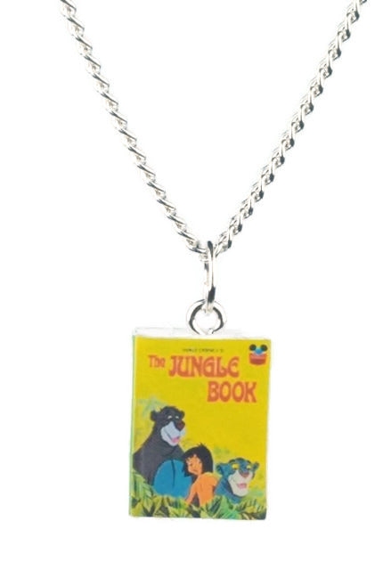 The Jungle Book Necklace