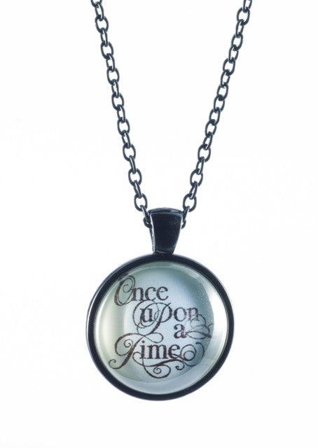 Once Upon A Time Cameo Necklace