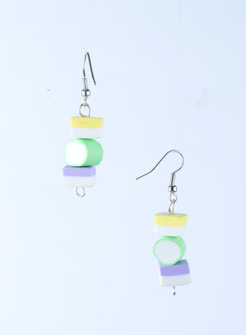 Dolly Mixture Stack Earrings