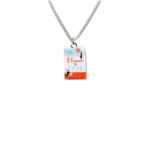 Eleanor and Park Book Necklace - Dragon Dreads