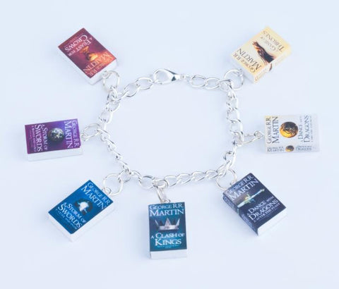 Game of Thrones Book Bracelet