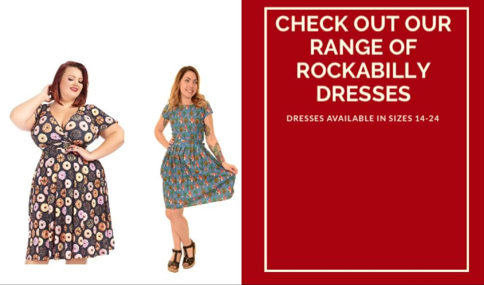 Lindy Bop dresses