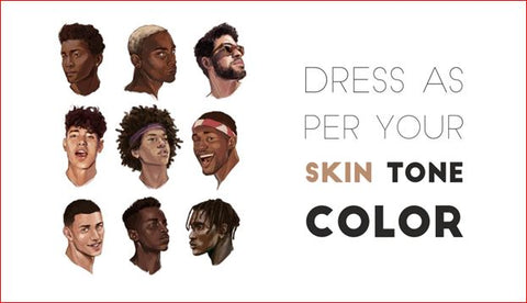 Dress for your skin tone