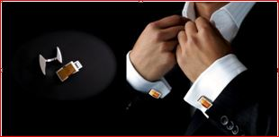 cuff links, men's formal wears tips